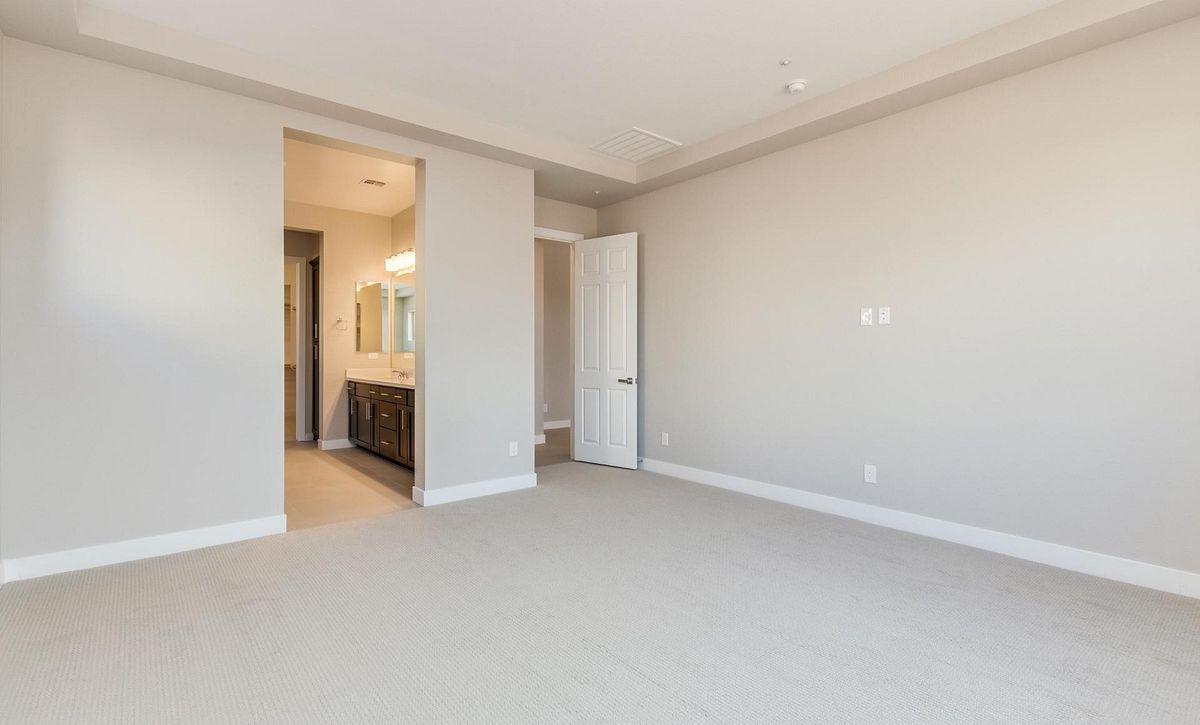 Evolve Homesite 7 Master Bedroom