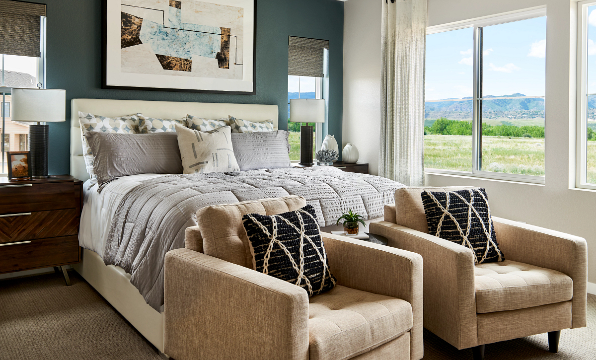 Solstice Harmony Imagine Master Bedroom