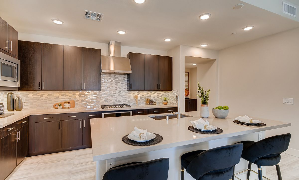 Trilogy Summerlin Inspire Kitchen