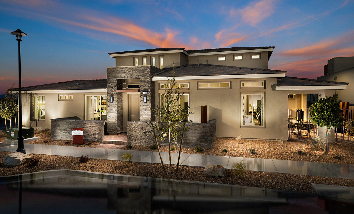 Trilogy Summerlin Retreat Exterior