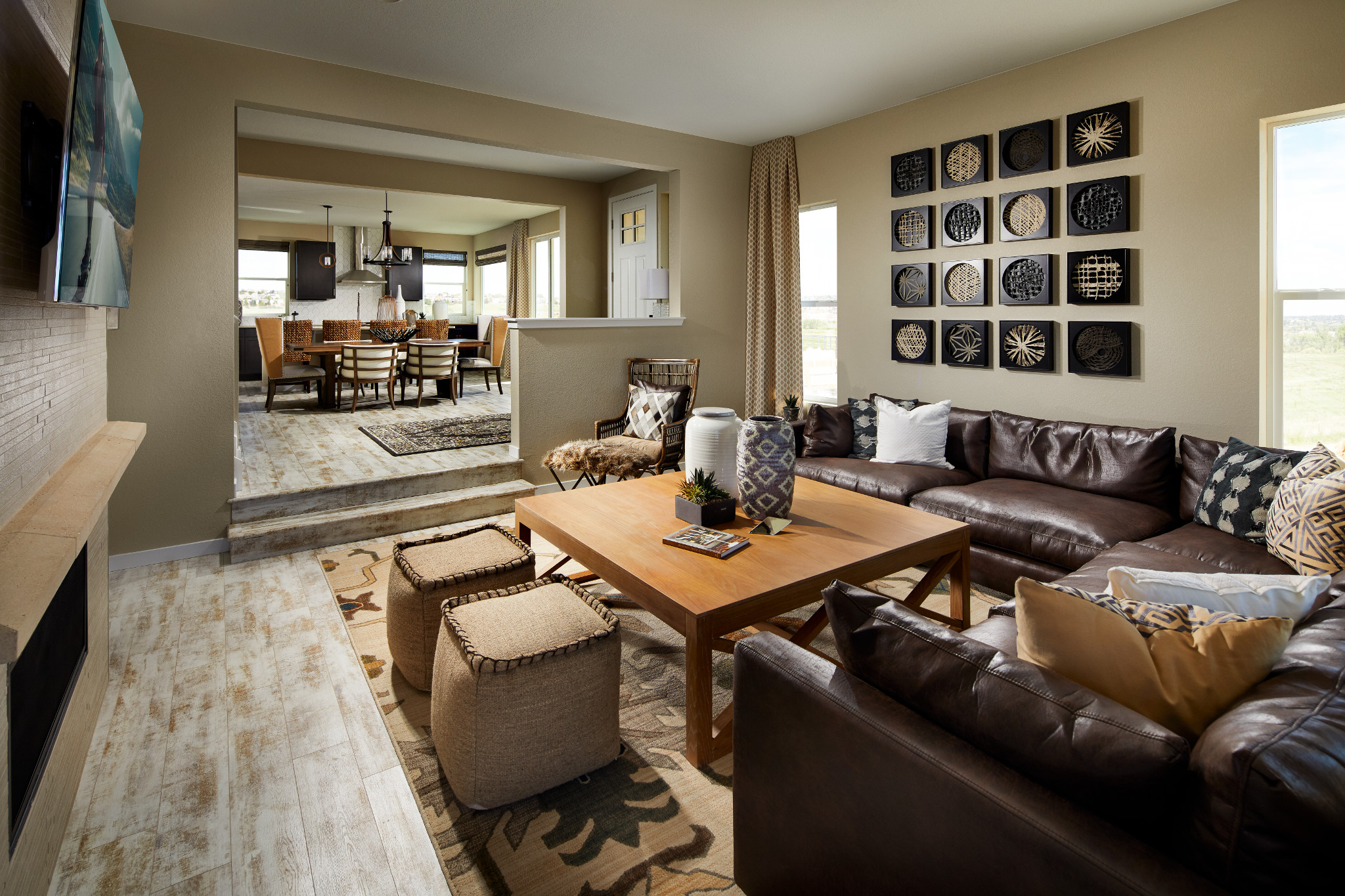 Crescendo at Central Park Plan 2205 Great Room