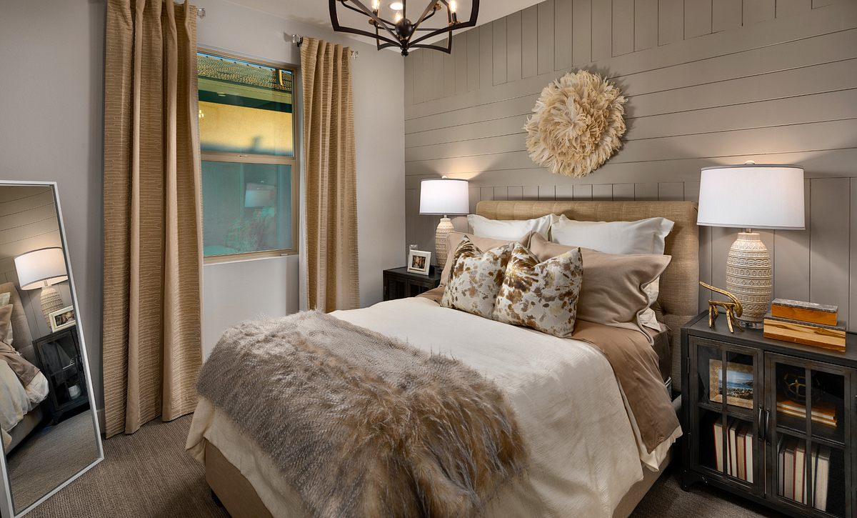 Trilogy Polo Club Connect Guest Bedroom