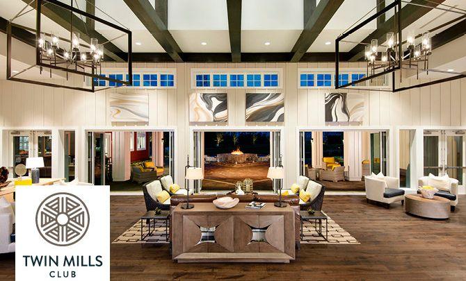 Trilogy Lake Norman Club: Grand Living Room