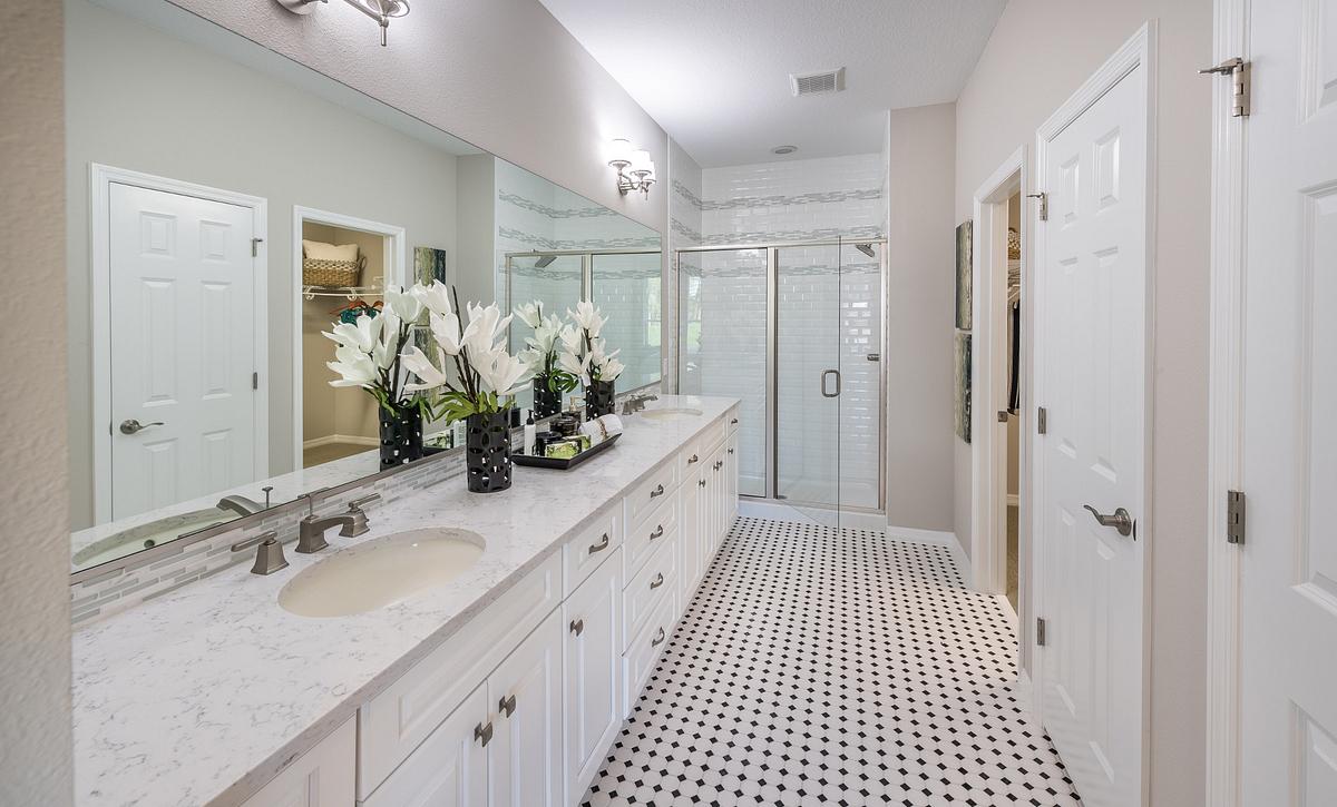 Connect Plan Master Bath