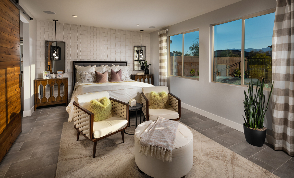 Trilogy Polo Club Connect Master Bedroom