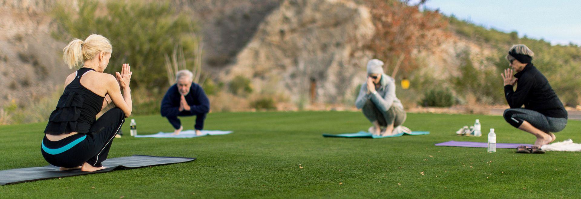 Trilogy Homeowners at Yoga