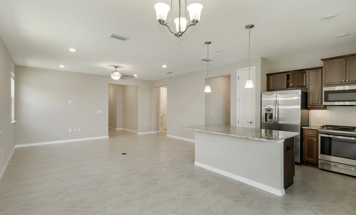 Trilogy at Ocala Preserve Rome Quick Move In Dining