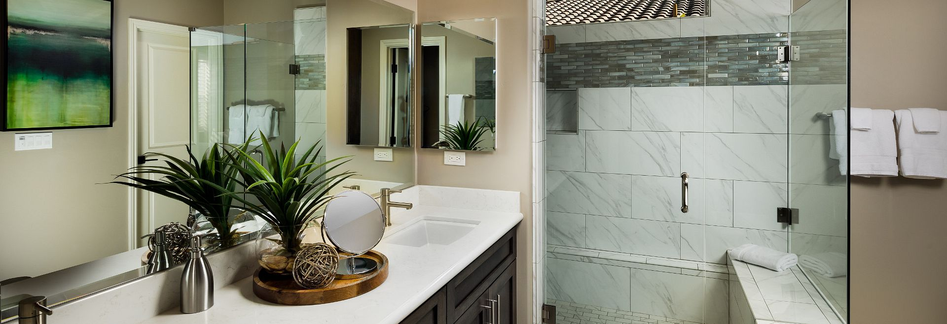 Trilogy Monarch Dunes Ojai Master Bathroom