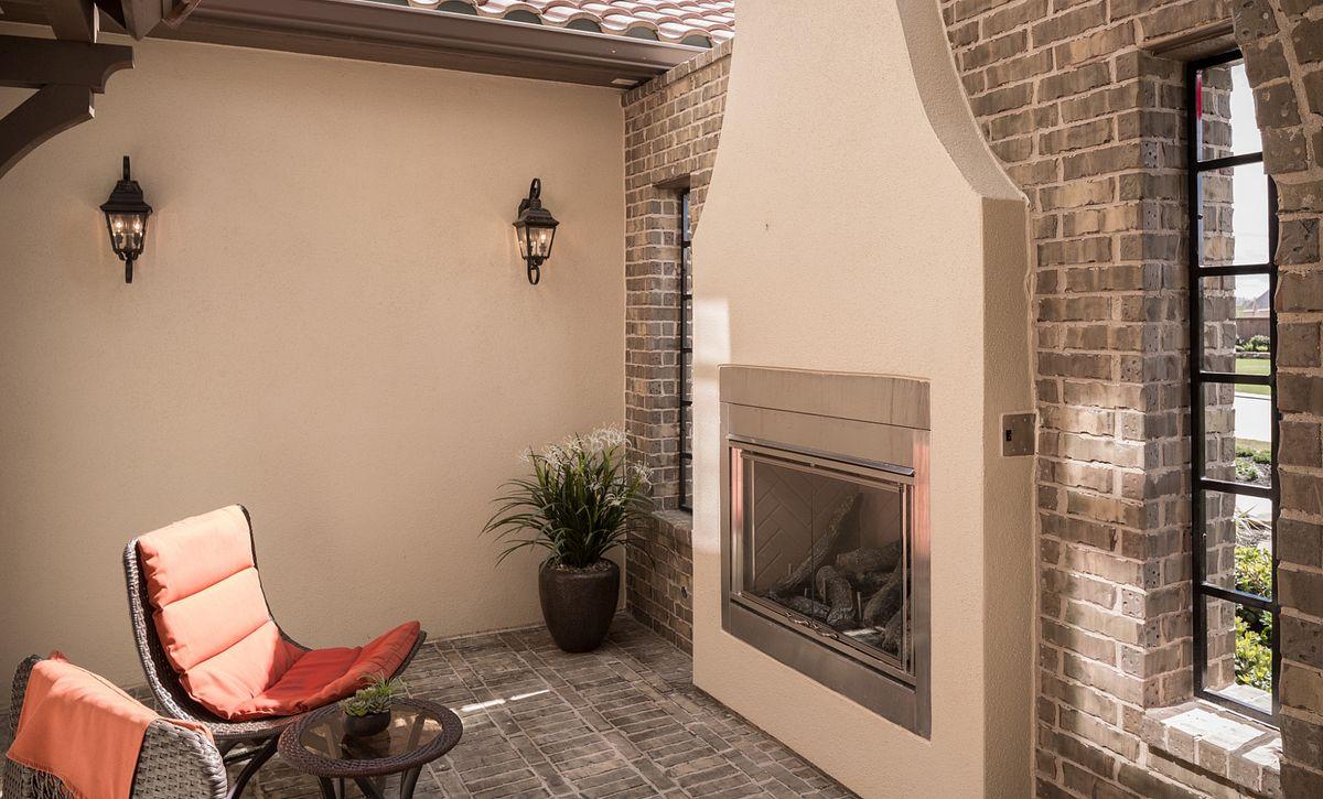 Plan 6040 Courtyard