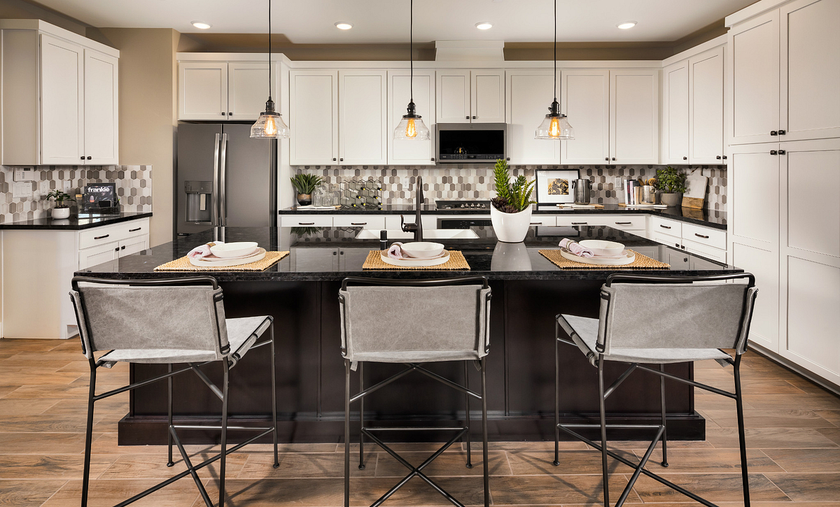 Trilogy Summerlin Retreat Kitchen