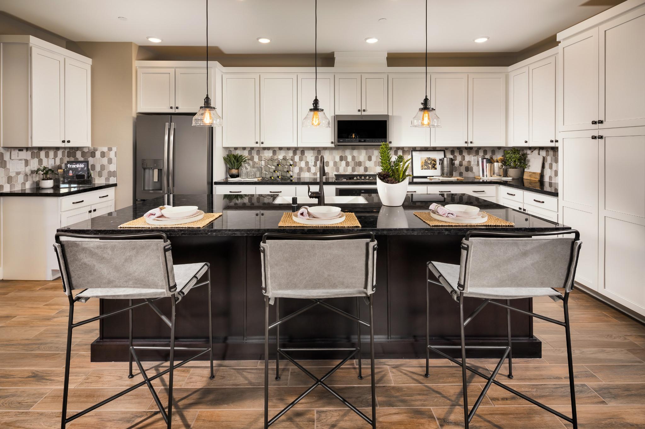 Trilogy Summerlin Retreat Kitchen