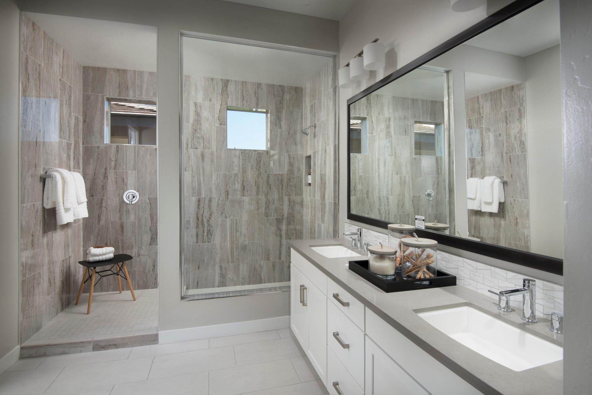 Indulge Master Bath