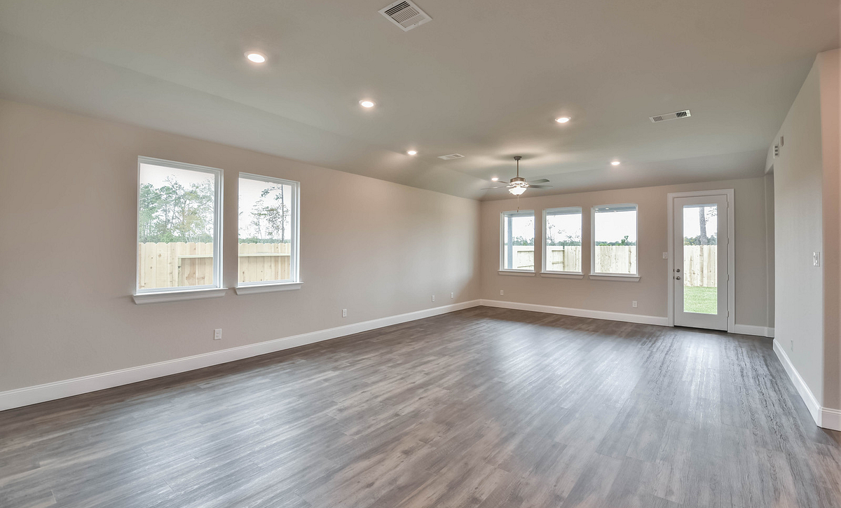 Plan 4029 Living Room