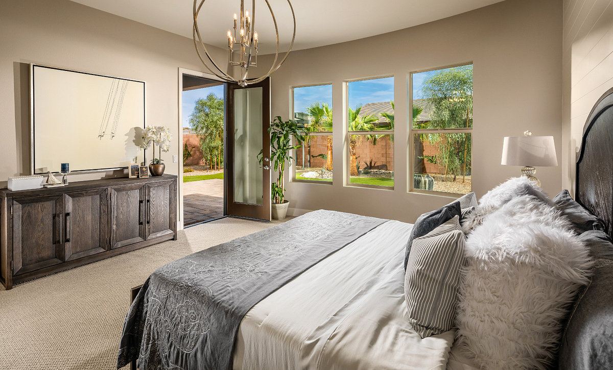 Trilogy Polo Club Excite Owner's Bedroom