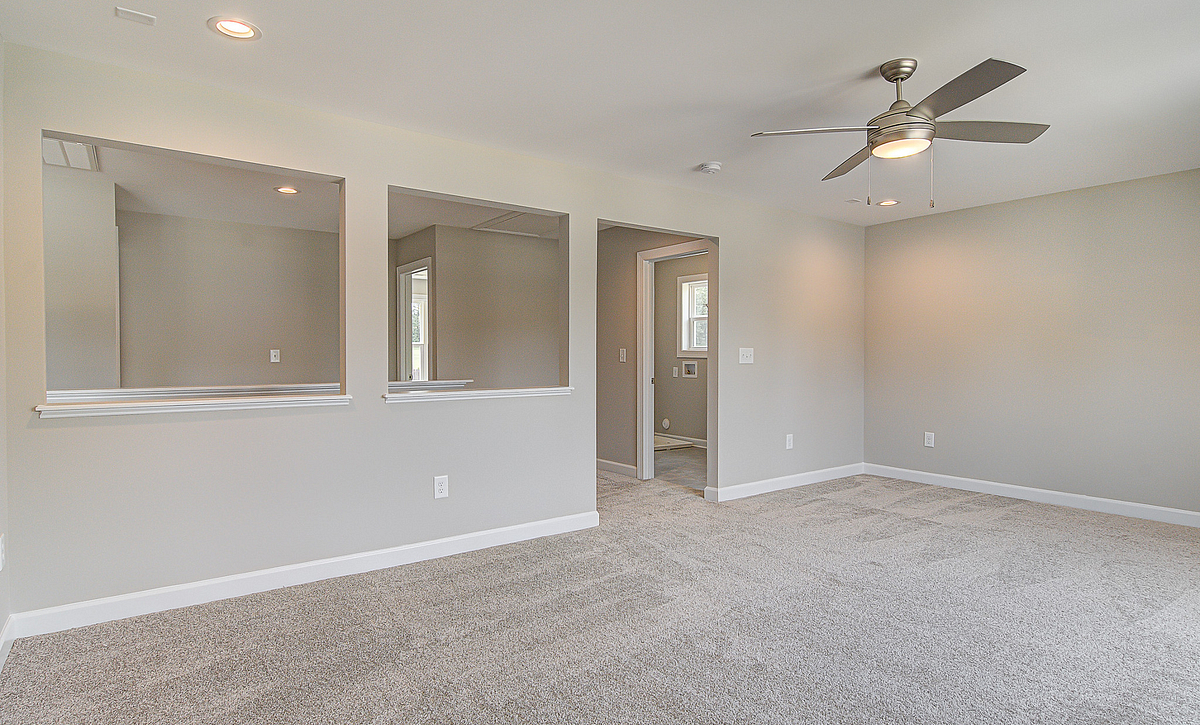 Verona plan Bonus Room