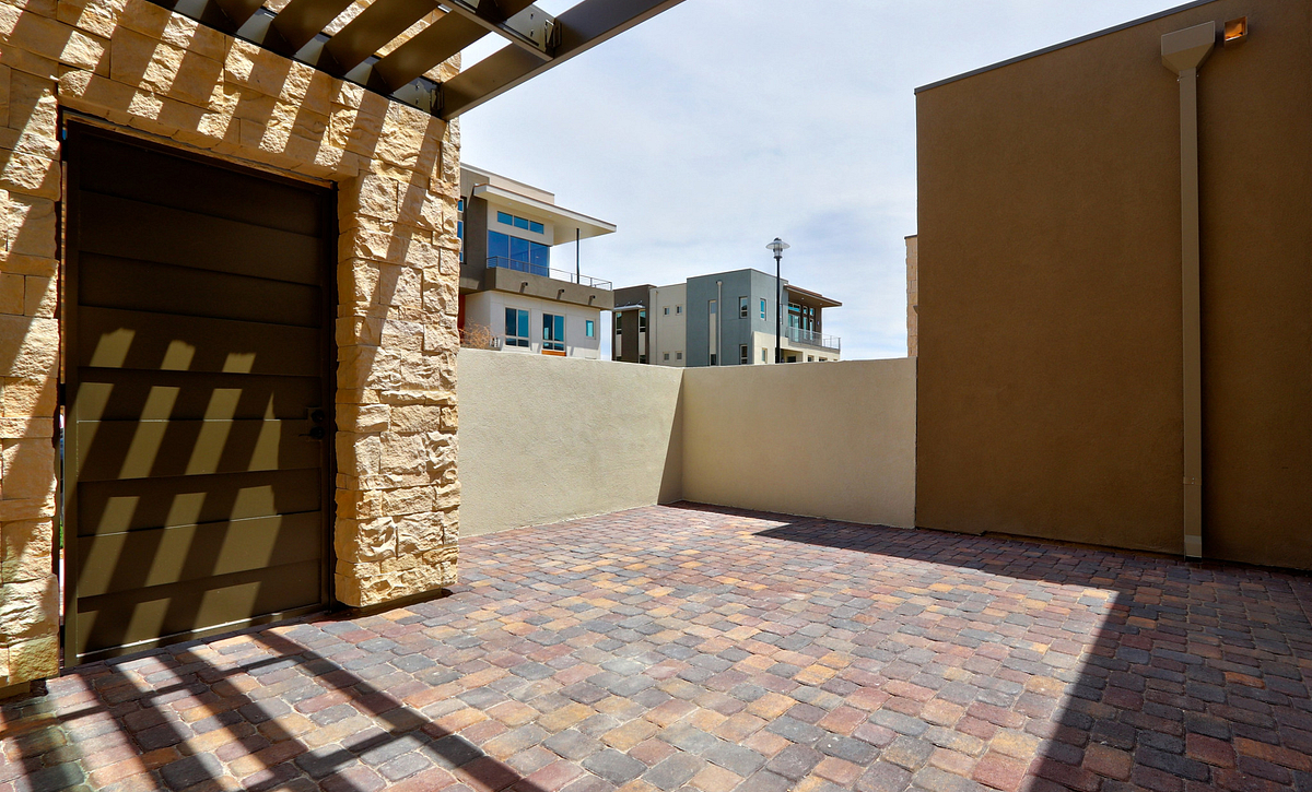 Trilogy Summerlin Splendor Exterior Courtyard