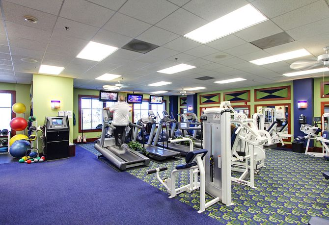 Trilogy Rio Vista Fitness Center