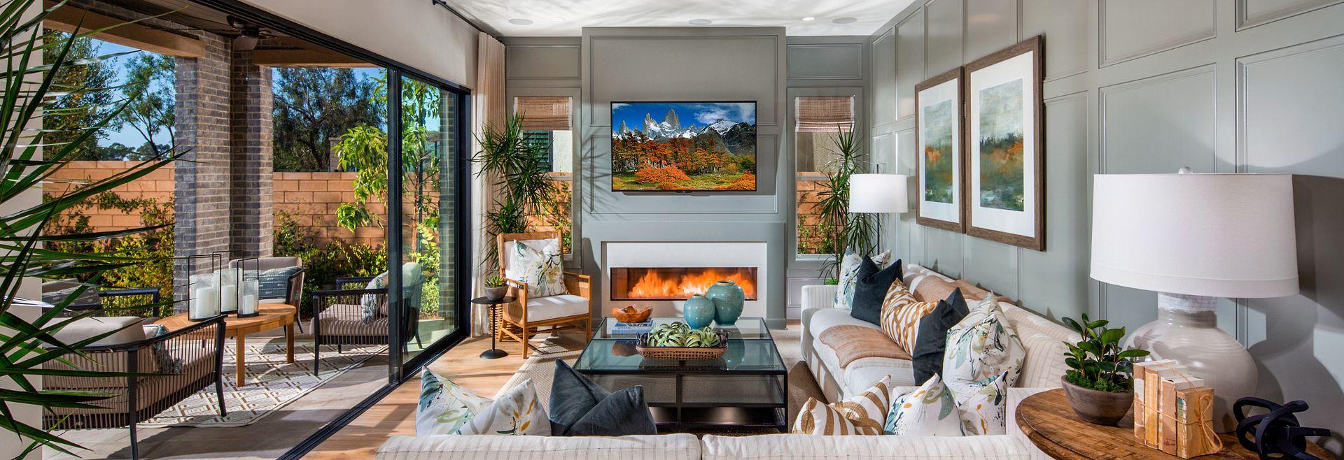 Teresina Plan 3X Great Room