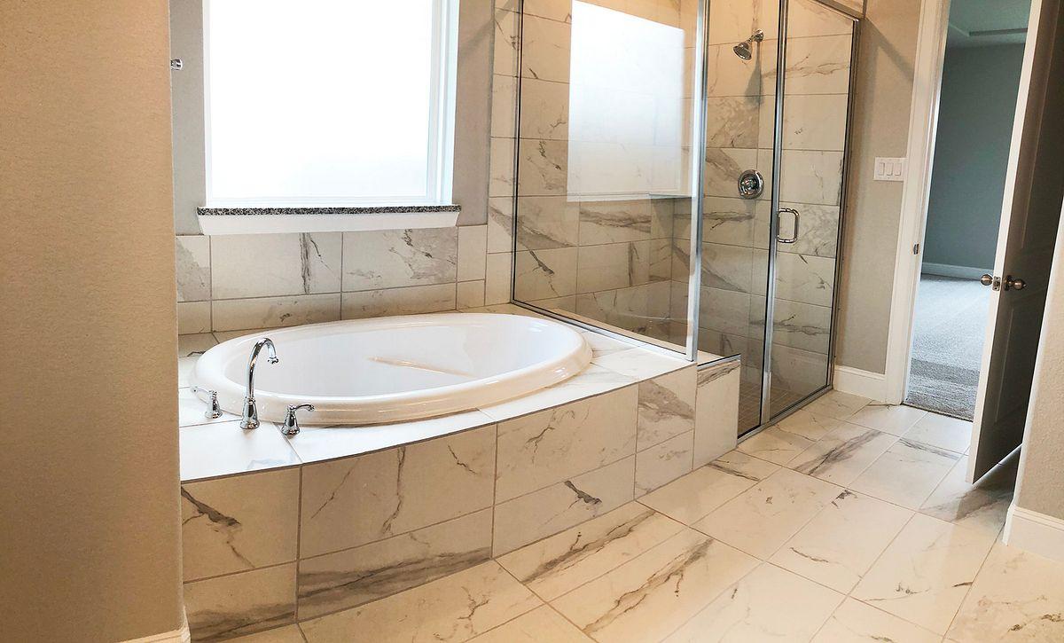 Plan 5029 Master Bath