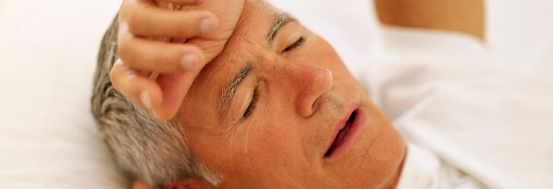 Sleep Apnea: Signs & Symptoms