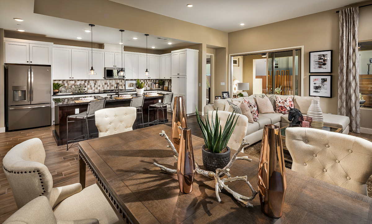Trilogy Summerlin Retreat Dining