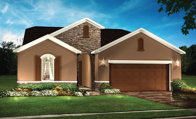 Plan Heather Exterior C