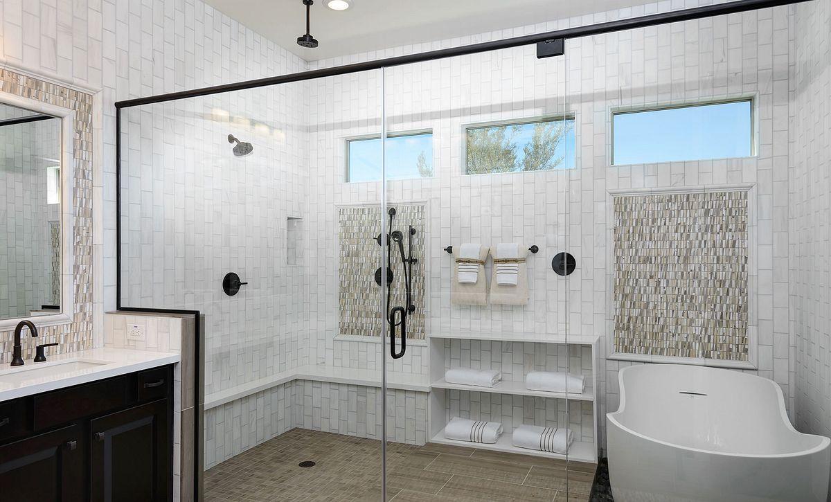 Latigo Model Master Bathroom