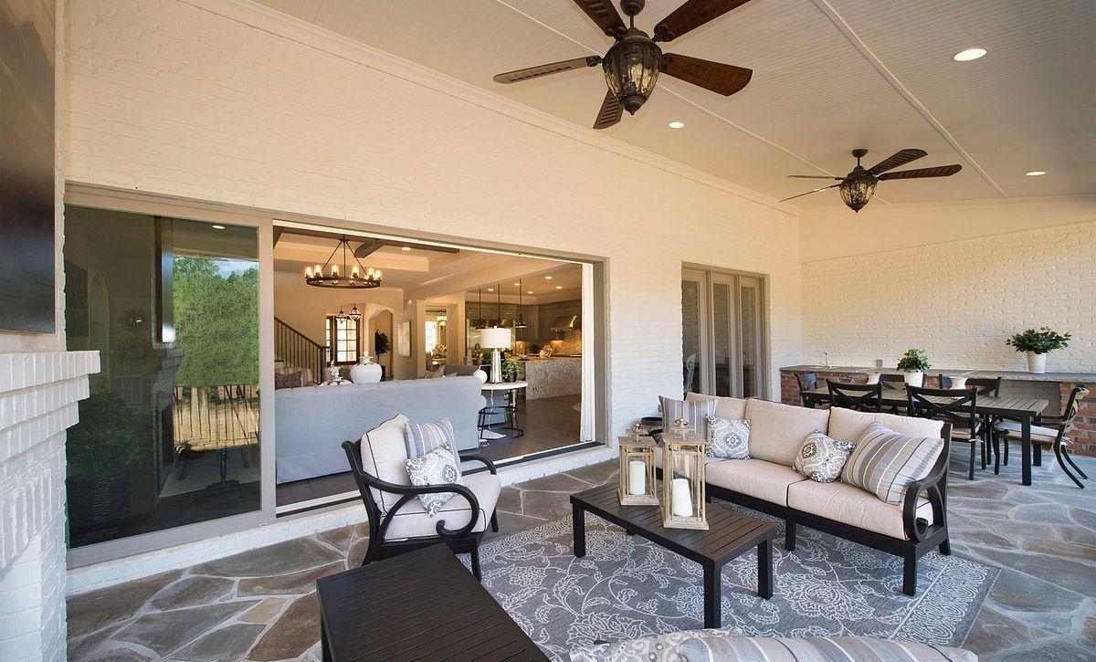 Grayson Covered Porch