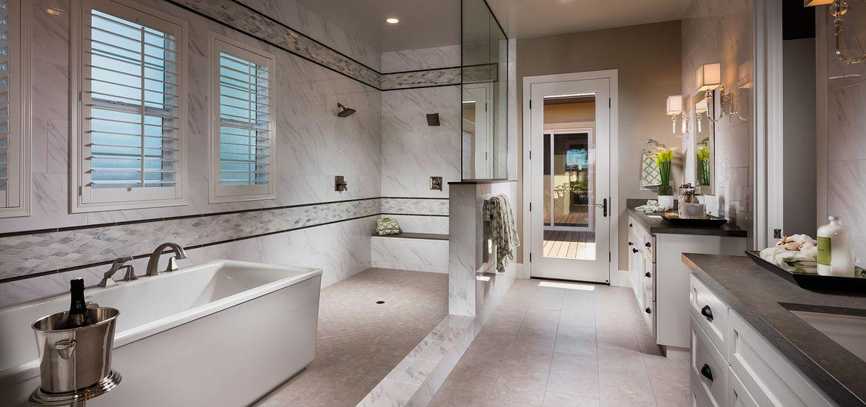 Vista Dorado Plan 3 Master Bath
