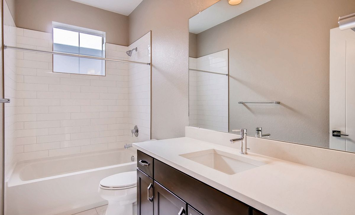 Crescendo at Central Park Plan 2204 Bathroom