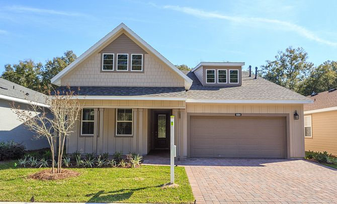 Trilogy at Ocala Preserve Quick Move In Home Cannes Plan Exterior