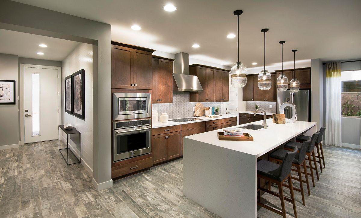 Polaris Plan Kitchen