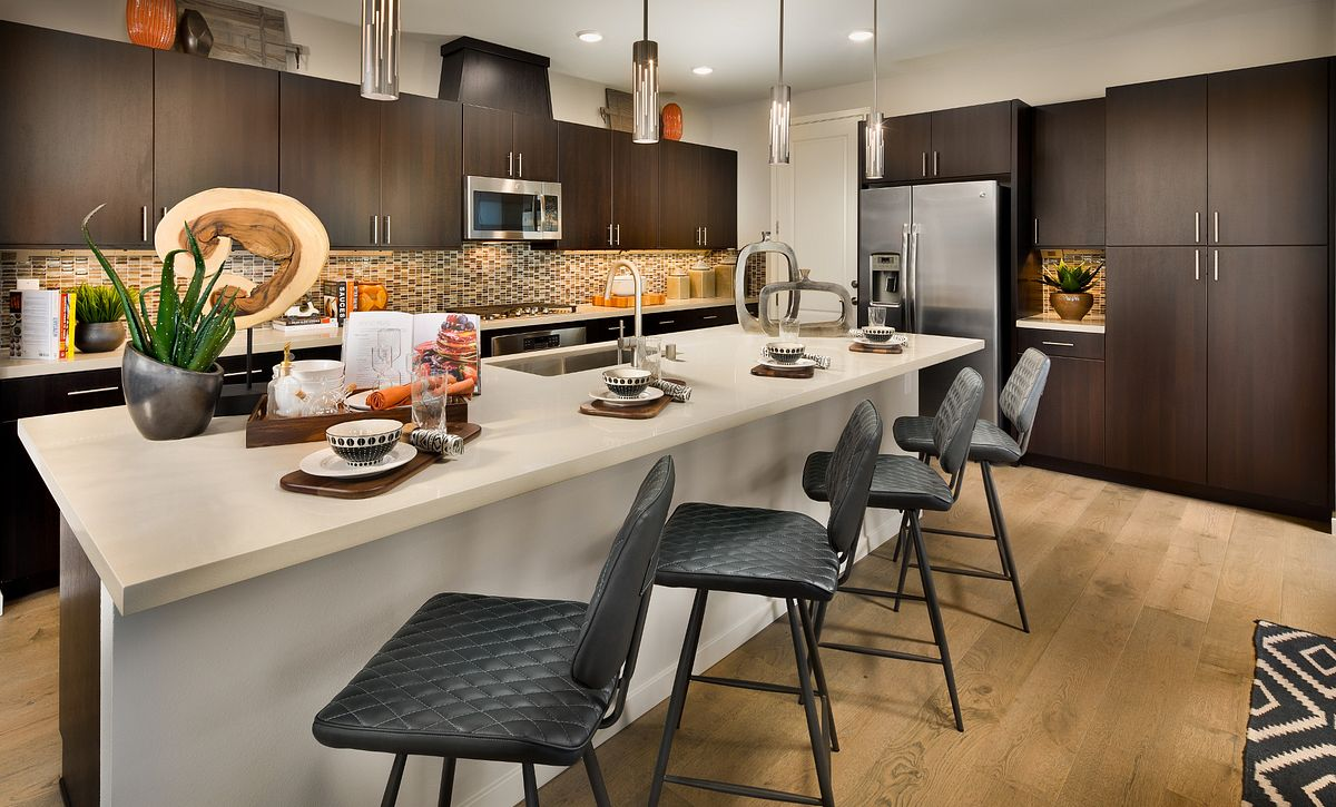 Trilogy in Summerlin Haven Kitchen