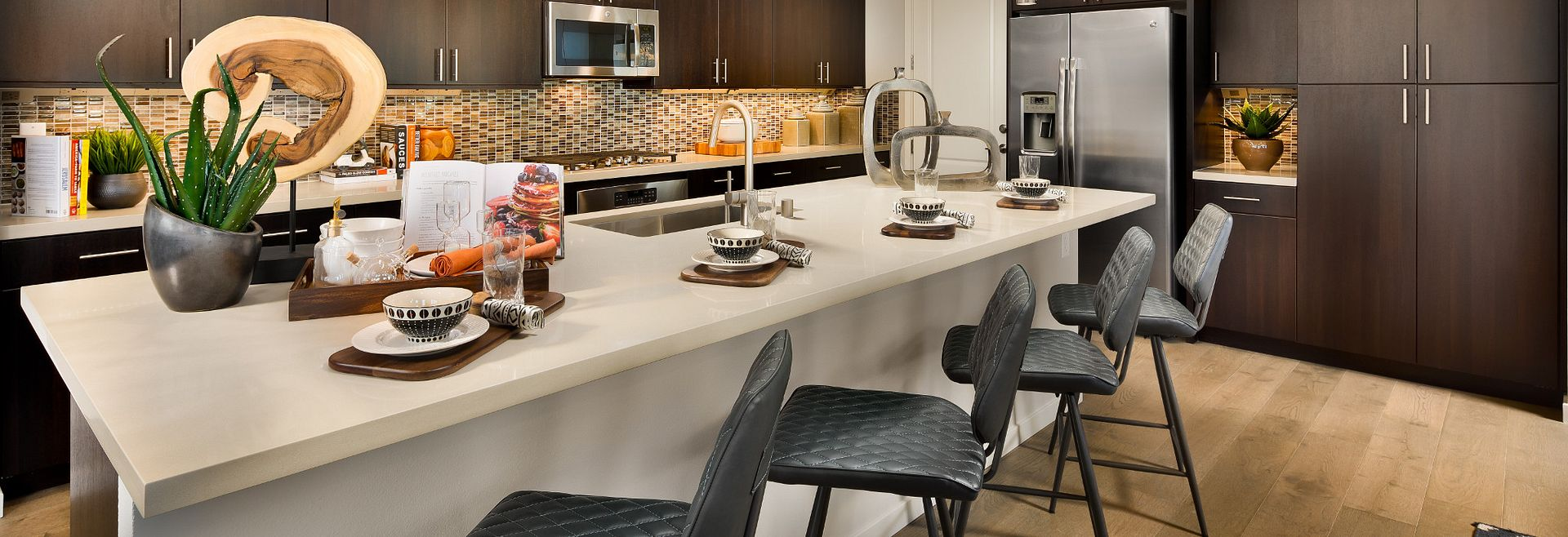 Trilogy Summerlin Haven Kitchen