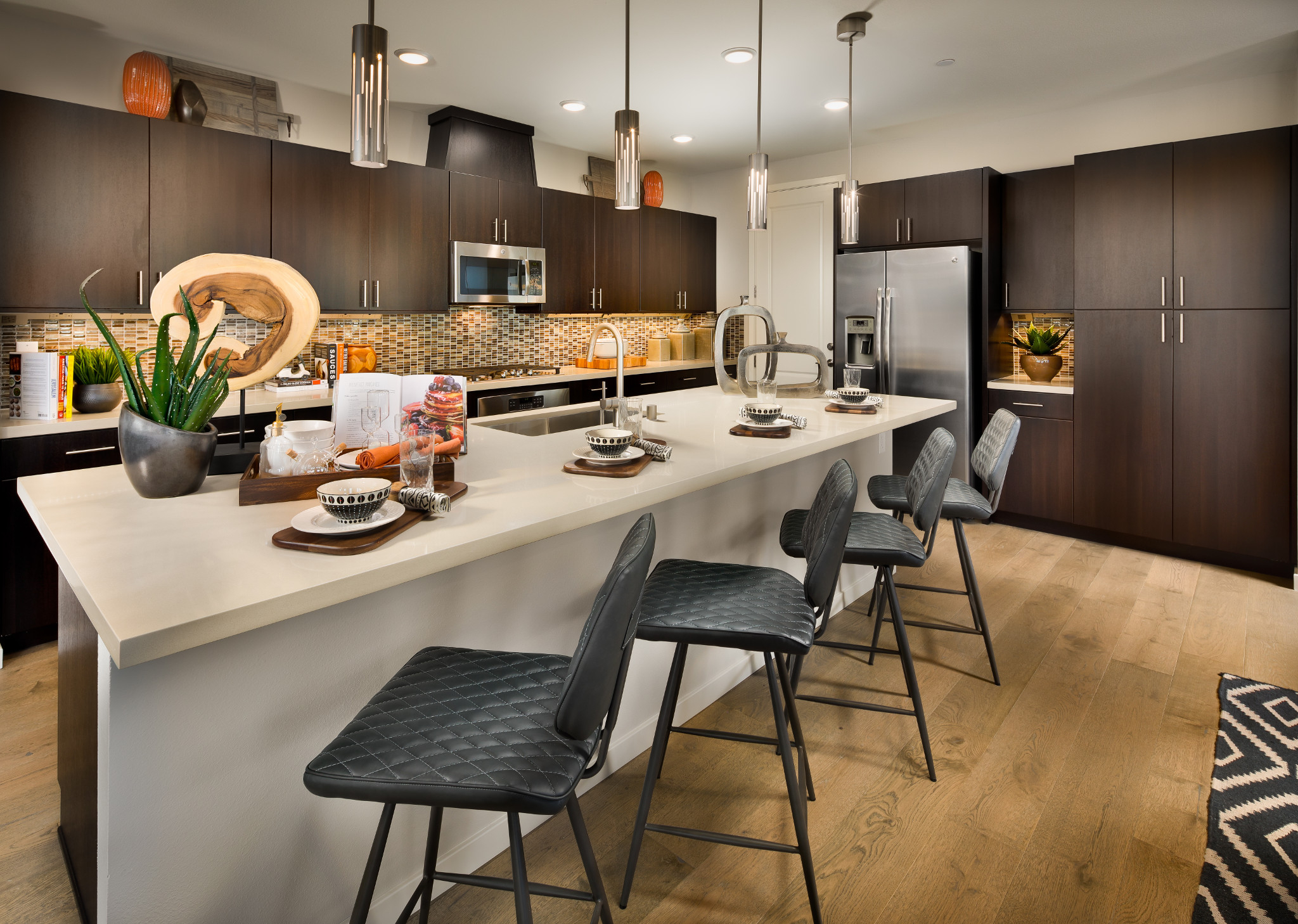 Trilogy in Summerlin Haven Kitchen