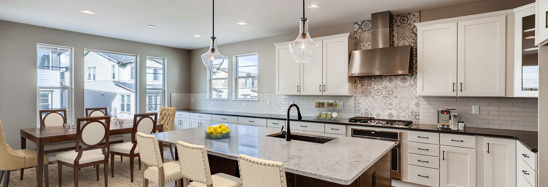 Colliers Hill Peakview Suncatcher Kitchen and Dining