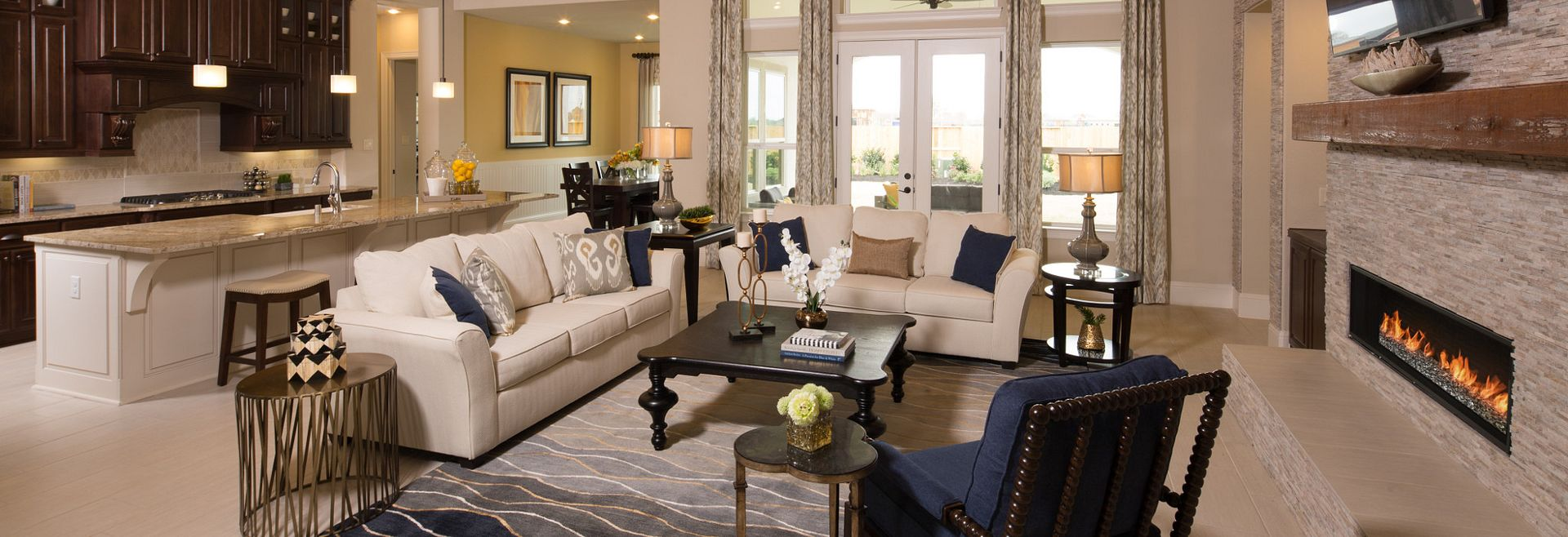 Plan 6015 Living Area