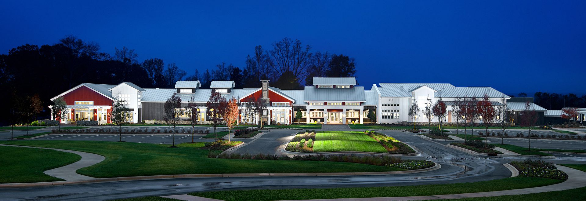 Trilogy at Lake Norman Twin Mills Club Building Exterior