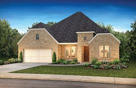 Canopy Green Plan 5027 Elevation French Country