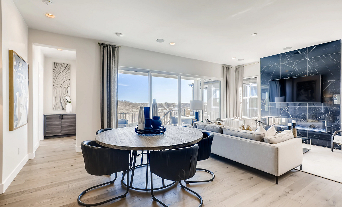 Canyons Reserve Legacy Dining + Great Room