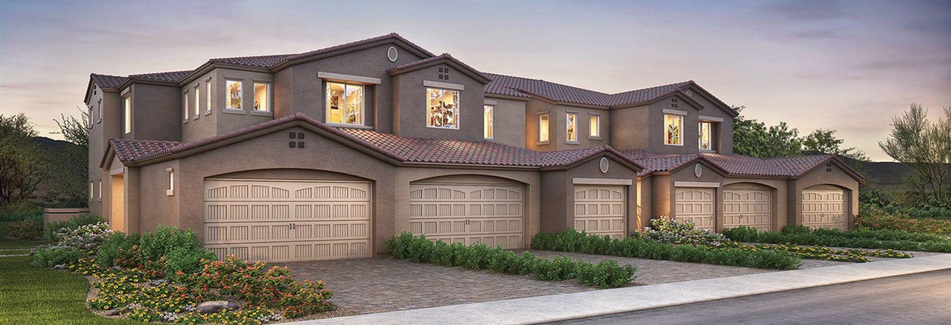 Carino Villas by Shea Homes in Chandler, Arizona