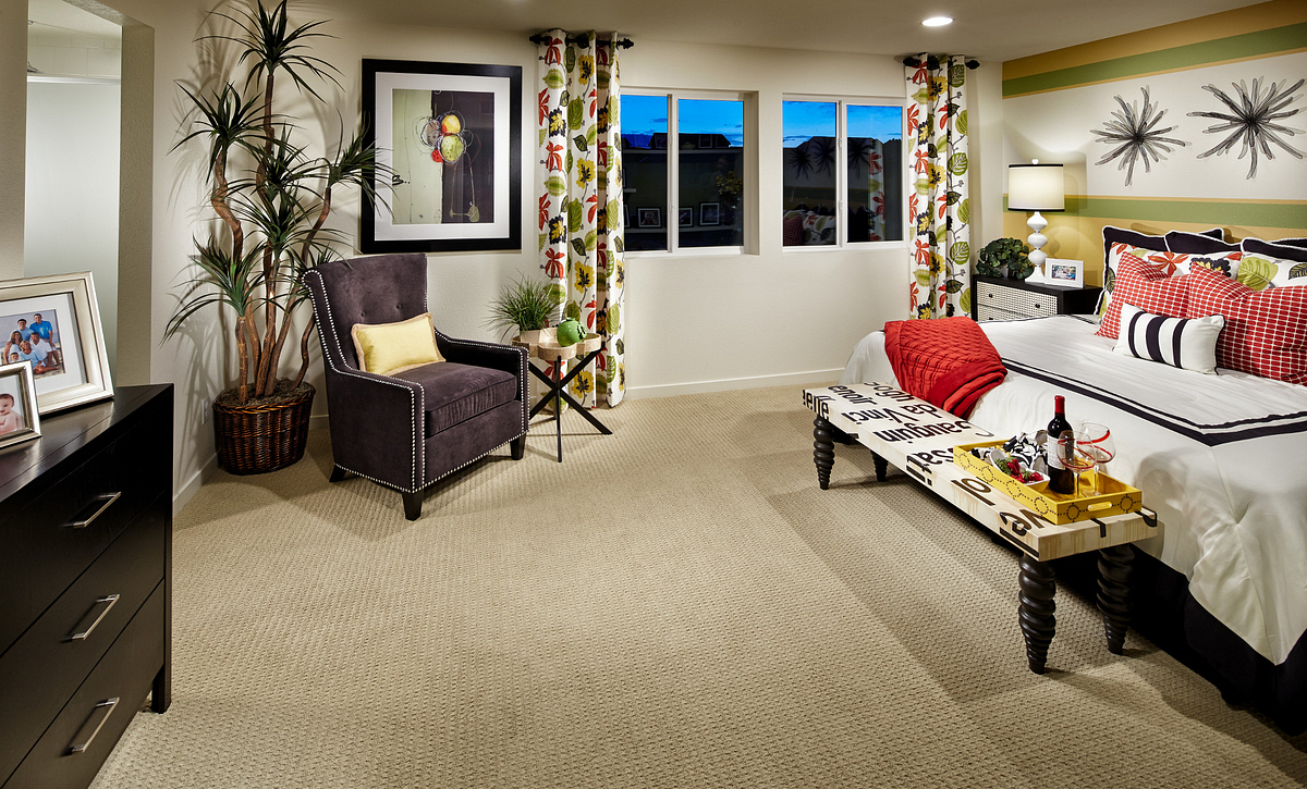 Stepping Stone SPACES Discovery Plan 3507 Master Bedroom