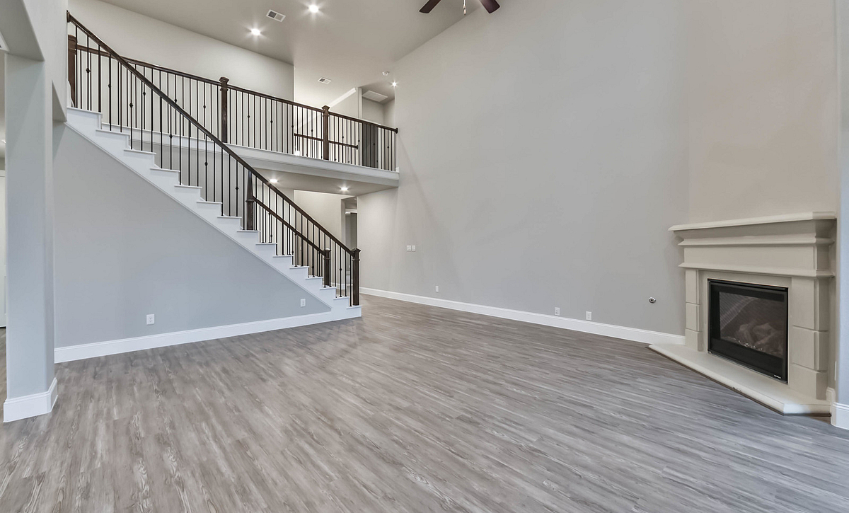 Harper's Preserve Plan 5059 Living Room