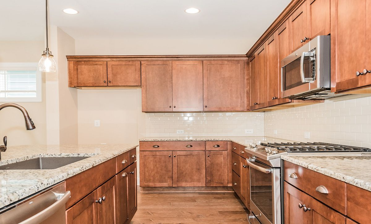 Trilogy Lake Norman Quick Move In Glory Plan Kitchen