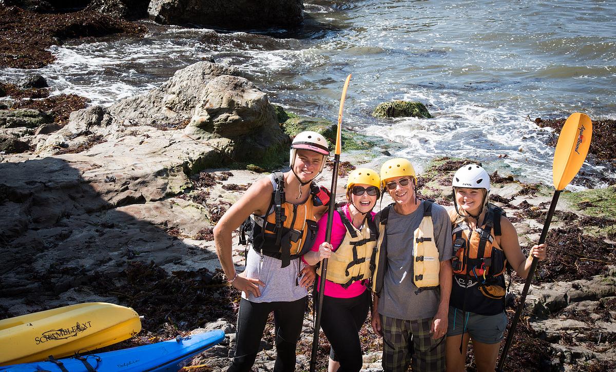 Trilogy Monarch Dunes Homeowners Kayaking
