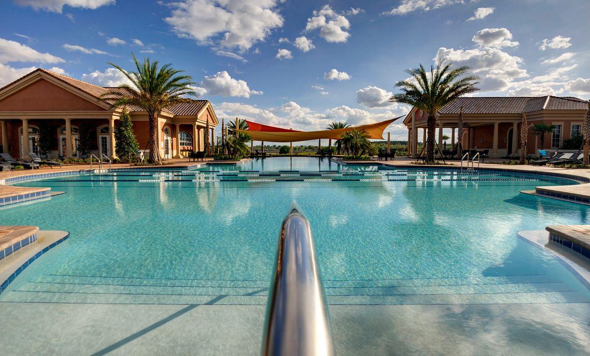 Trilogy Orlando Outdoor Resort Pool