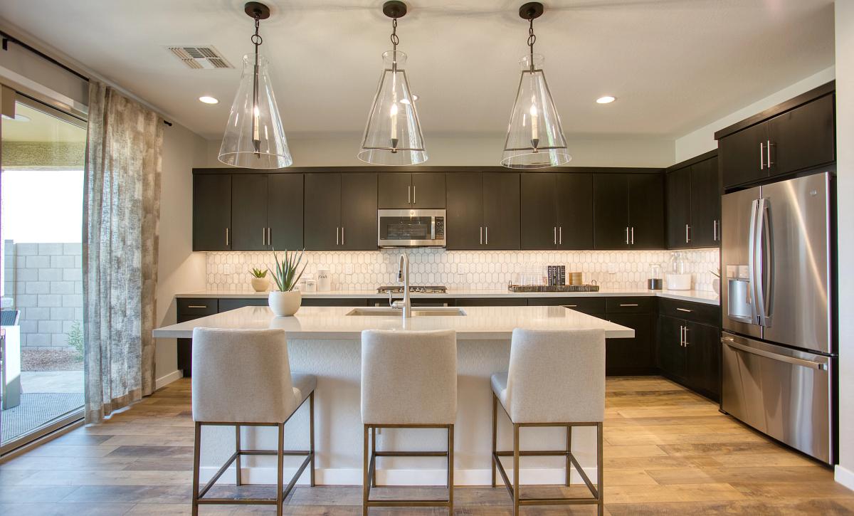 Plan 3504 Kitchen