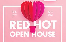 Trilogy Orlando Event Red Hot OPen House