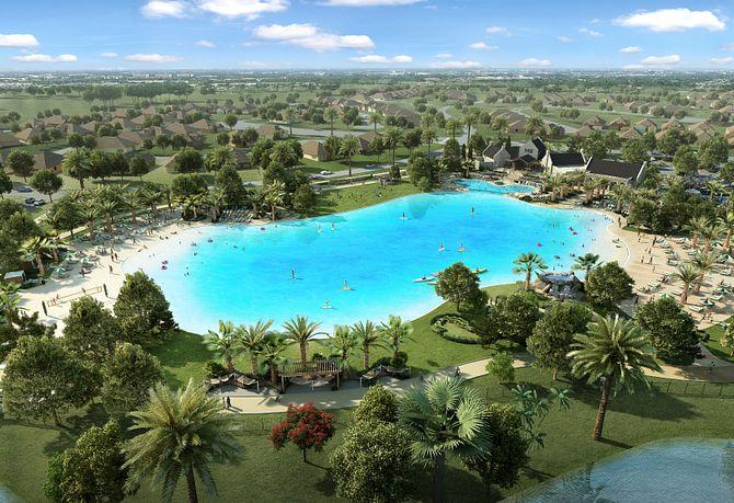 Balmoral Crystal Lagoon