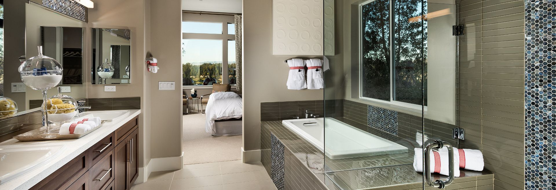 Trilogy Monarch Dunes Albariño Master Bathroom